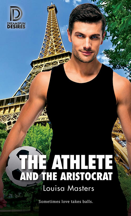 Louisa Masters - The Athlete and the Aristocrat Cover
