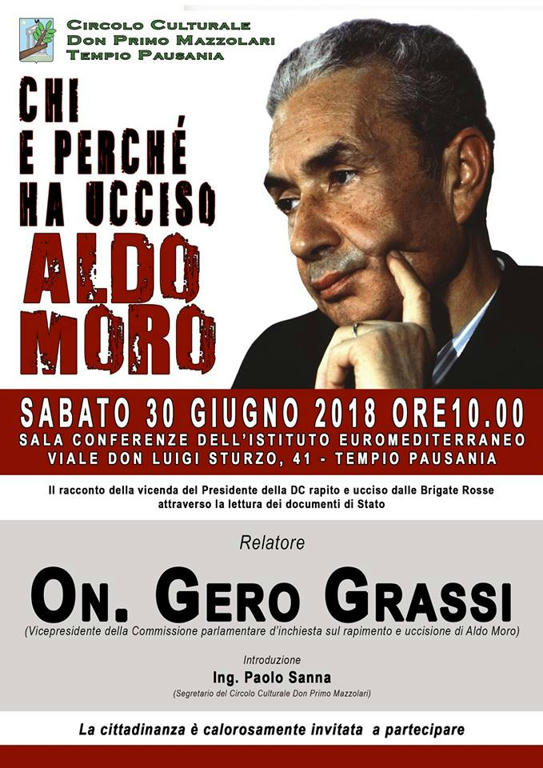 Chi e perchè ha ucciso Aldo Moro