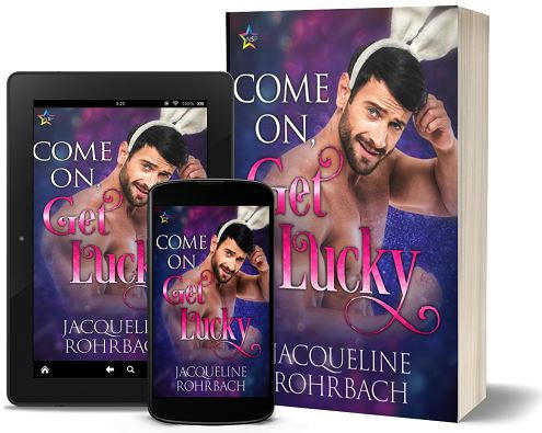 Jacqueline Rohrbach - Come On, Get Lucky 3d Promo