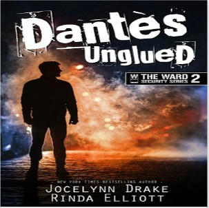Jocelynn Drake and Rinda Elliott - Dantes Unglued Square