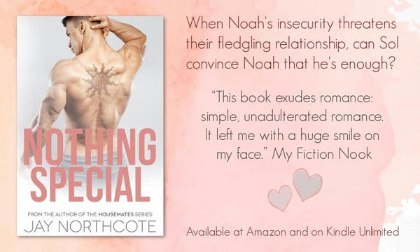 Jay Northcote - Nothing Special Promo 1