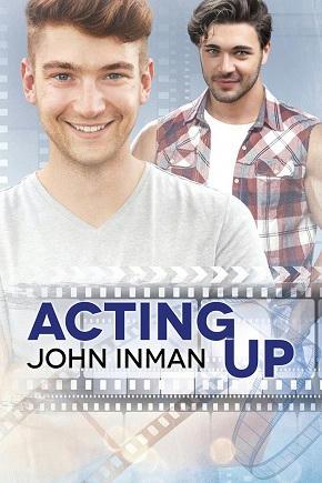 John Inman - Acting Up Cover