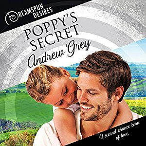 Andrew Grey - Poppy's Secret Cover Audio