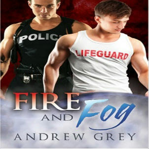 Andrew Grey - Fire and Fog Square