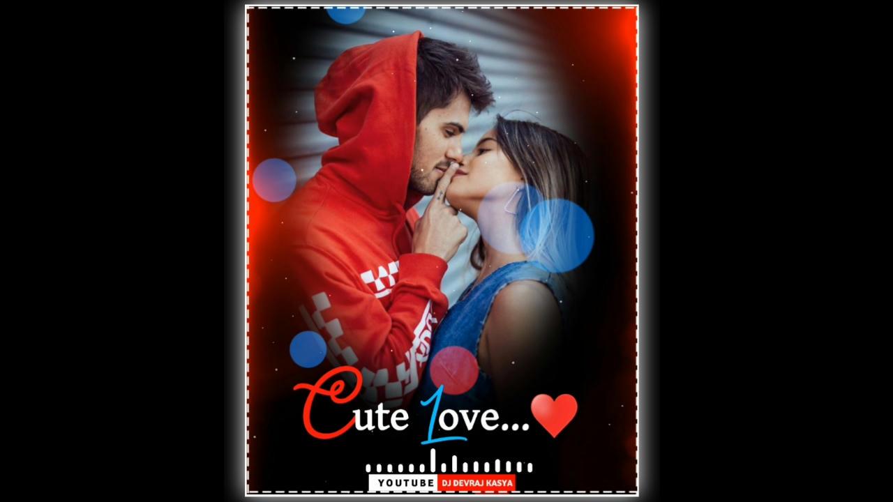 Cute Love Full Screen WhatsApp Status Video Effect