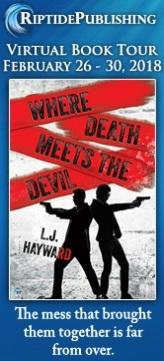 L.J. Hayward - Where Death Meets the Devil TourBadge