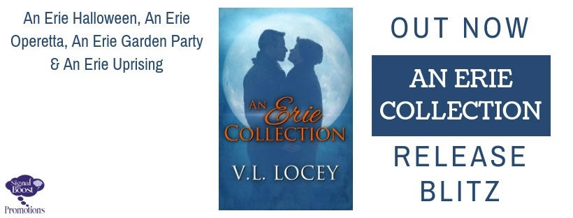 V.L. Locey - An Erie Collection RB Banner