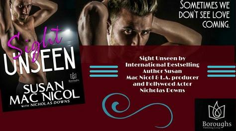 Susan Mac Nicol - Sight Unseen Banner 1
