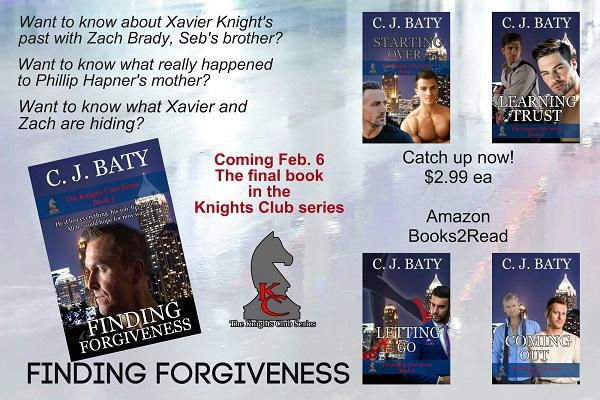 C.J. Baty - The Knights Club series Promo 1