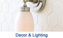 Decor, Lighting, Etc.