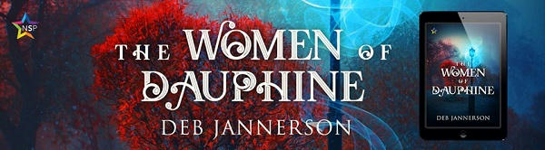 Deb Jannerson - The Women of Dauphine Nine Star Banner