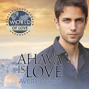 Avery Duran - Ahava is Love Square