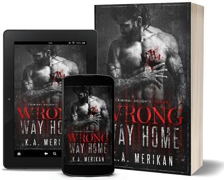 K.A. Merikan - Wrong Way Home 3d Promo