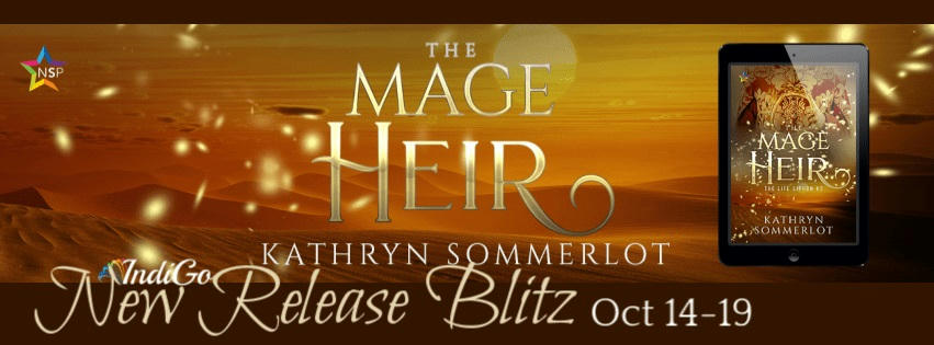 Kathryn Sommerlot - The Mage Heir RB Banner