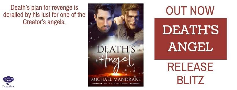 Michael Mandrake - Death's Angel RBBANNER-52