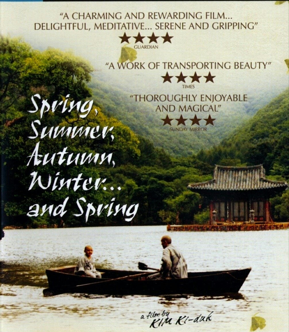 Spring, Summer, Autumn, Winter and Spring 2003