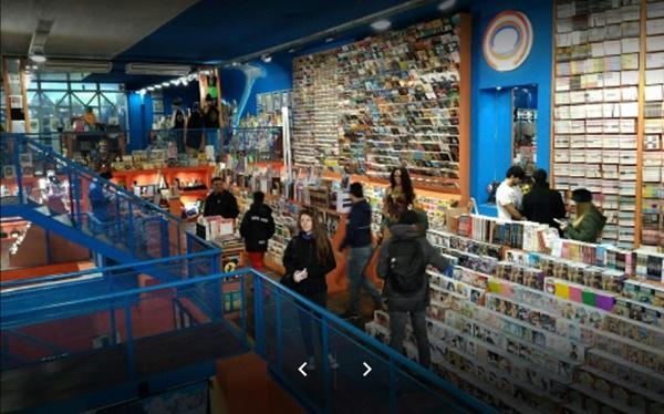 La mejor tienda de Comics del mundo está en Buenos Aires