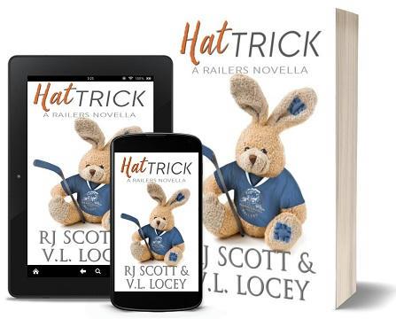 R.J. Scott & V.L. Locey - Hat Trick 3d Promo