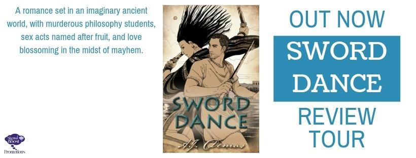 A.J. Demas - Sword Dance RTBANNER-71