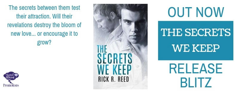 Rick R Reed - The Secrets We Keep RBBANNER-99