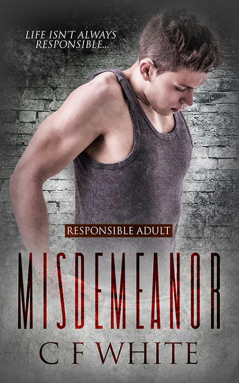 C.F. White - Misdemeanor Cover