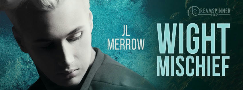 J.L. Merrow - Wight Mischief Banner