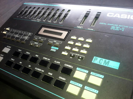 Casio RZ1 kit (free from Driven Machine Drums) - KVR Audio