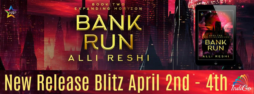 Alli Reshi - Bank Run Banner