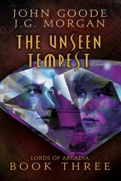 John Goode & J.G. Morgan - The Unseen Tempest Cover