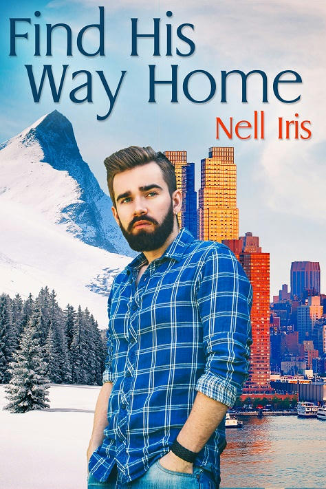 Nell Iris - Find His Way Home Cover