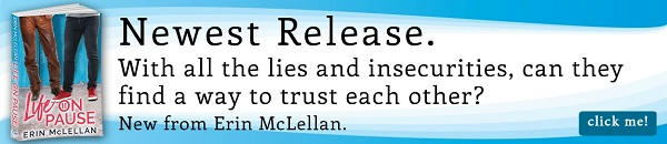 Erin McLellan - Life on Pause Riptide Banner