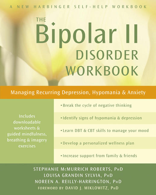 Bipolar II workbook