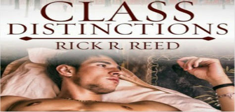 Rick R. Reed - Class Distinctions Banner