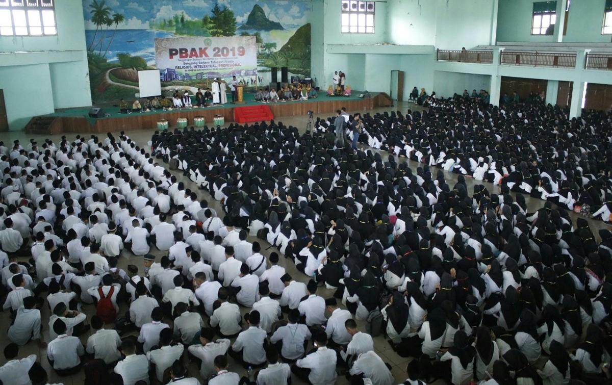 Pesan Sirojuddin Rektor IAIN Bengkulu pada Mahasiswa Baru