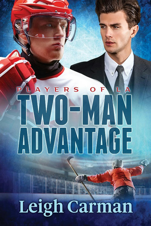 Leigh Carman - Two-Man Advantage Cover