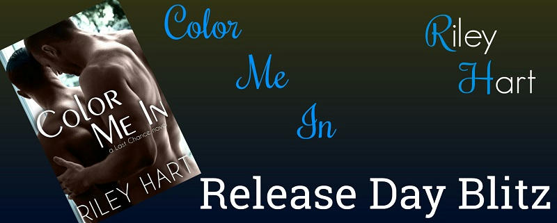 Riley Hart - Color Me In RDB Banner
