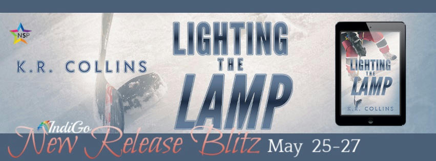 K.R. Collins - Lighting The Lamp RB Banner