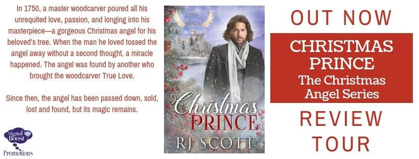 RJ Scott - Christmas Prince RTBanner