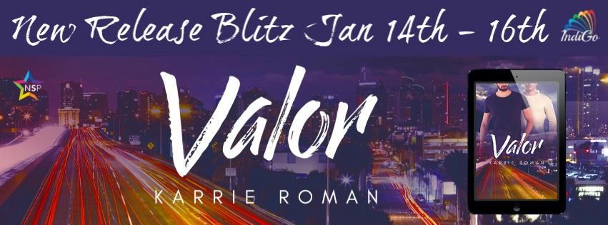 Karrie Roman - Valor RB Banner