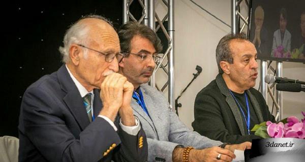 پنل دوم: عبدالعلی بازرگان، احمد صدری و آرش نراقی
