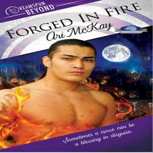 Ari McKay - Forged In Fire Square
