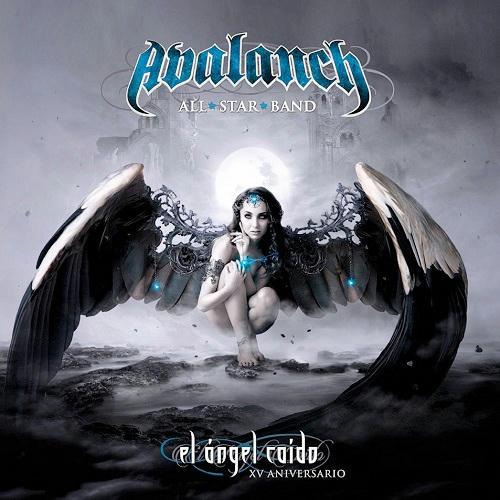 Avalanch - El Angel Caído [XV Aniversario] [2017] [479 MB] [MP3]-[320 kbps] [VS] 60v49u7iza3sjrr6g