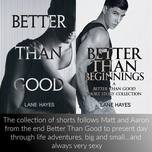 Lane Hayes - Better Than Beginnings Graphic