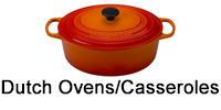 Dutch Ovens - Casseroles