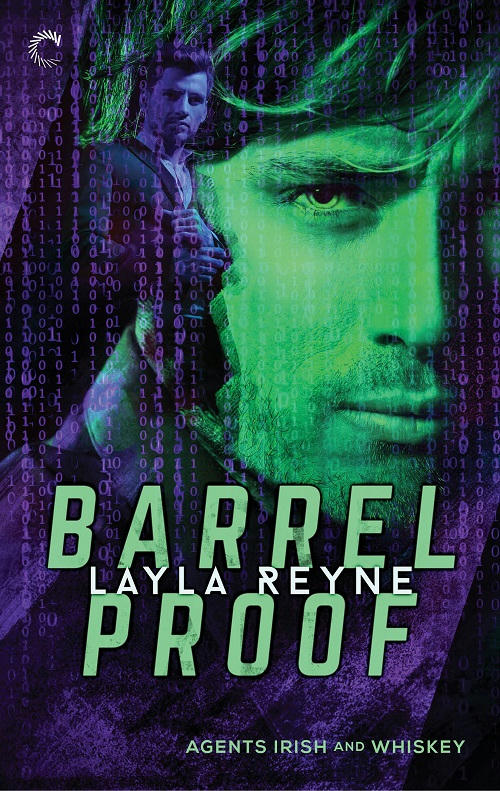 Layla Reyne - Barrel Proof Cover