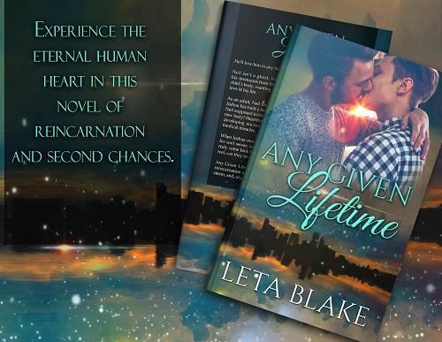 Leta Blake - Any Given Lifetime promo