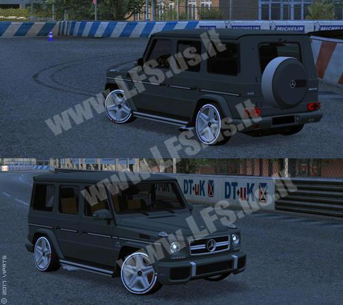 XR - Mercedes Benz G63 AMG