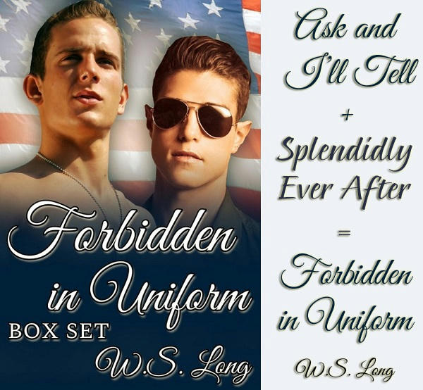 W.S. Long - Forbidden In Uniform Promo