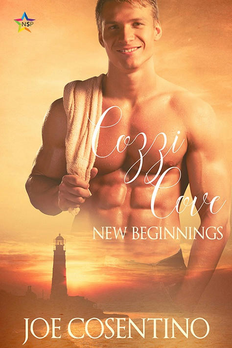 Joe Cosentino - New Beginnings Cover