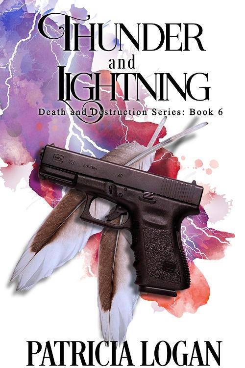 Patricia Logan - Thunder & Lightning Cover